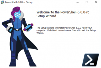 Setup für PowerShell Core 6 RC