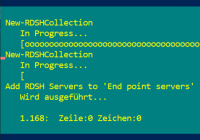 RD Session Deployment mit PowerShell