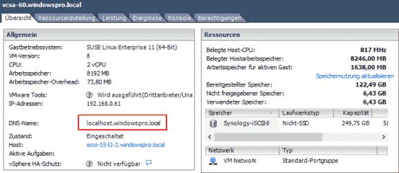 Weist man keinen Hostname zu, sei es statisch oder über DHCP, dann belässt ihn der Installer bei localhost.