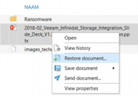 Veeam Backup for Office 365