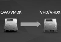 OVA nach Hyper-V konvertieren