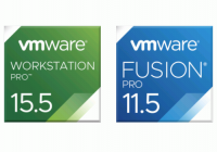 VMware Workstation 15.5 und Fusion 11.5
