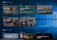 Windows 10 Timeline (Aktivitätsverlauf)