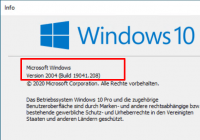 Windows 10 2004 Build 19041.208