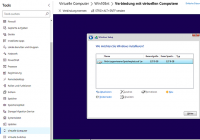 Windows 10 in VM installieren über Windows Admin Center