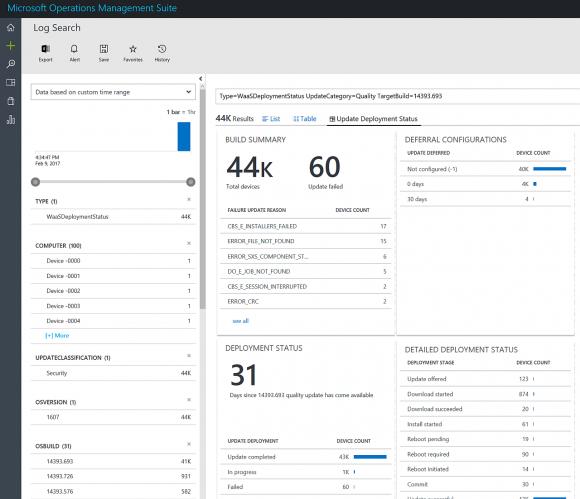 Windows Analytics wird zu Desktop Analytics erweitert und hilft, die Kompatibilität von Anwendungen mit Windows 10 zu testen