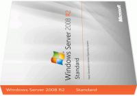 Windows Server 2008 R2 Box Shot