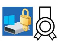 Zertifikat für BitLocker-Entsperrung
