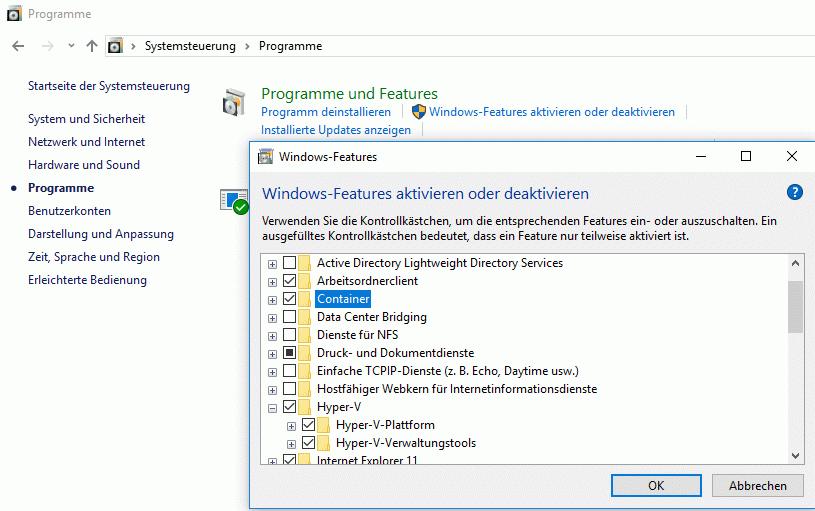 Windows 10 1709 einstellungen öffnen nicht