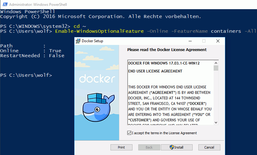 Docker-Container unter Windows 10 installieren   WindowsPro