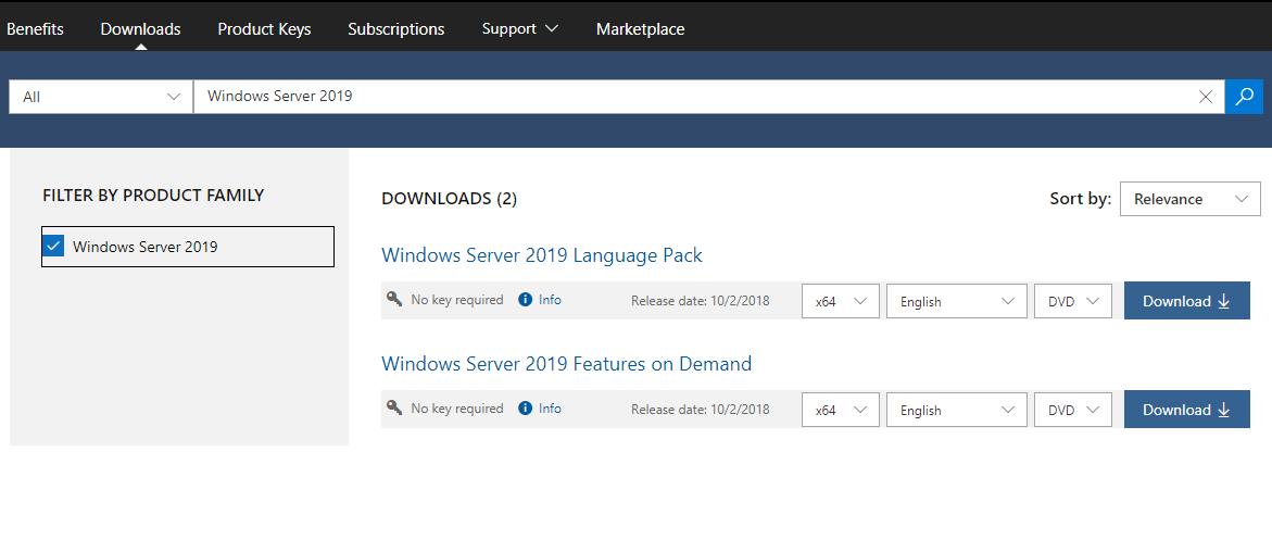 Windows as a Service: Stopp für Windows 10 1809, Server 2019