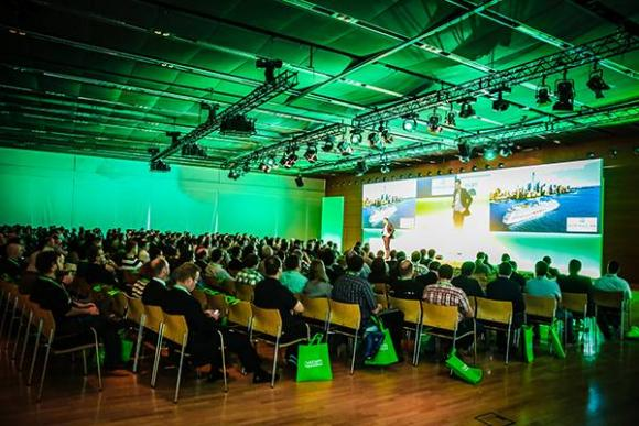 Foto VeeamOn Forum in Hanau 2016