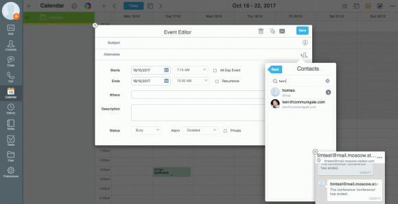 Der HTML5-Client Pronto! mit seiner Mehrfenstertechnik ist nun der Standard-Client.