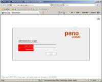 Pano Manager Web Admin