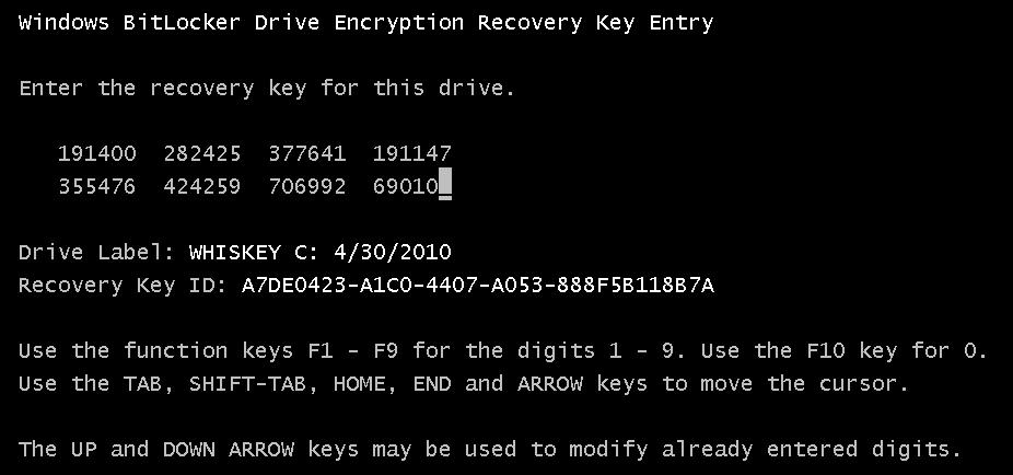 BitLocker mit USB-Key entsperren auf Notebook ohne TPM