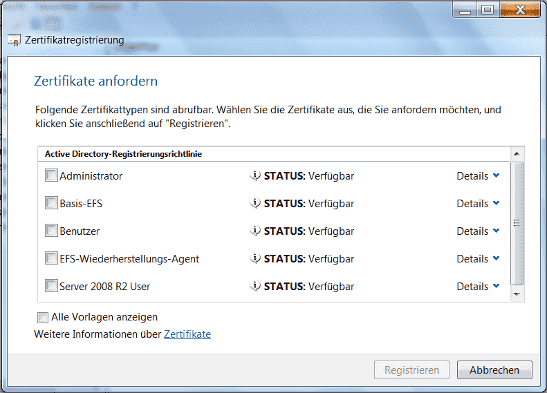Windows Server 2008 (R2) Zertifizierungsstelle einrichten | WindowsPro