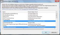 Für das Active Directory aktivieren muss man neue Zertifikatvorlagen jeweils in einem weiteren Arbeitsschritt