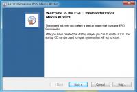 DaRT erstellt mittels des ERD Commander Boot Wizard eine WinRE-Rettungs-CD mit vielen Zusatzfunktionen
