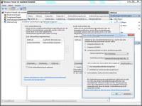Die Windows-Firewall muss auf jedem beteiligten Rechner einzeln konfiguriert werden