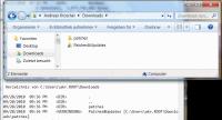 Darstellung von NTFS-Links am Beispiel einer Junction