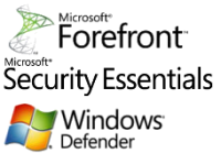 Logo: Microsofts Security-Produkte