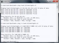 Bei Ping kann man die Verwendung eines bestimmten IP-Protokolls erzwingen