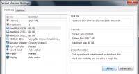 Nicht immer bietet die GUI alle Funktionen für die virtuellen Festplatten