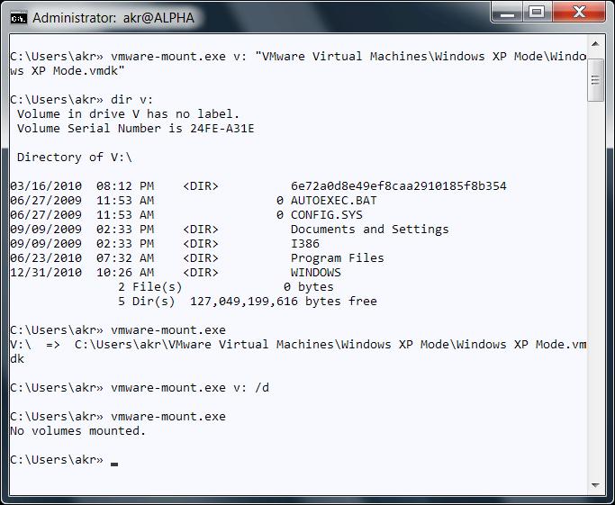 VMDK unter 64-Bit-Windows mounten | WindowsPro