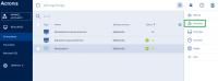 Acronis Backup Cloud - Restore-Vorgang von Servern und Arbeitsplatzrechnern