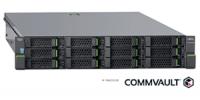 Fujitsu Eternus CS200c S3 mit bis zu 132 TByte Kapazität