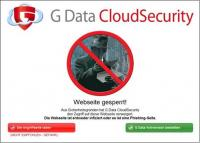 G-Data Cloud Security Plug-in