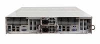 Giada Twin-Node-Server GCR2512T-RF mit jeweils zwei 1- und 10-GbE-Ports pro Server-Einheit.