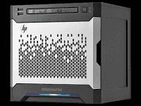 HP ProLiant MicroServer Gen8 mit Pentium- oder Celeron-CPU