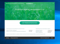 Das kostenlose Tool Kaspersky Anti-Ransomware Tool for Business bietet einen Basisschutz vor Erpresser-Software.