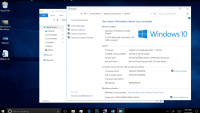 Eine Demo mit Windows 10 auf einem Rechner mit einem Snapdragon-ARM-Prozessor von Qualcomm.