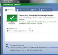Microsoft Security Essentials 1.0