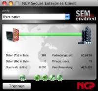 NCPs VPN-Client für MacOS X