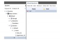 Red Hat Virtualization 4 - Das neu gestaltete, Web-basierte Administrations-Portal