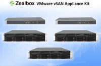 Das Zealbox Virtual SAN (vSAN) Appliance Kit von Starline