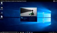 Auch Anwendungen wie Photoshop laufen auf Windows-10-Systemen mit Snapdragon.
