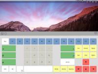 AnyDesk für iOS und Android - Bildschirmtastatur für die einfache Bedienung der Remote-Systeme