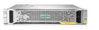 Das datei- und blockbasierte Storage-System HPE StoreVirtual 3200 zielt auf kleinere Unternehmen.