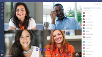 Mit Video-Chat-Funktion: Microsoft Teams