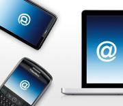 Cloud-E-Mail via Hosted Exchange Service von o2 Business