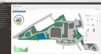 openCockpitIT bietet auch eine Map-Module-Status-Map und Web-Map.