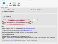 Der ownCloud-Client 2.3.0 ermöglicht eine präzisere Steuerung der Synchronisierung externer Storage-Ressourcen.