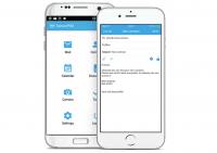 SecurePIM - die E-Mail-Funktion der App